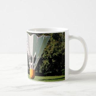 カンザスシティShuttlecockのマグ コーヒーマグカップ