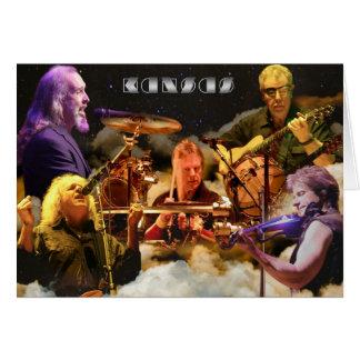 カンザスバンド写真(2012年) カード