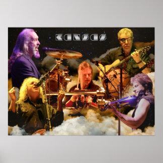 カンザスバンド写真(2012年) ポスター