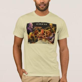カンザスバンド写真(2012年) Tシャツ