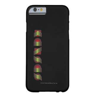 カンザス(ポイントはの帰り色を知っています) BARELY THERE iPhone 6 ケース