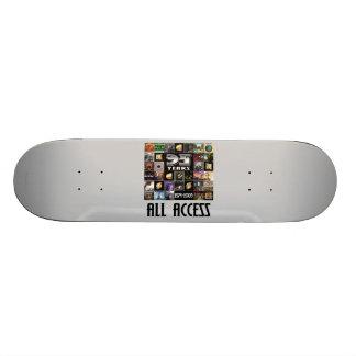 カンザス-第35記念日 オリジナルスケートボード