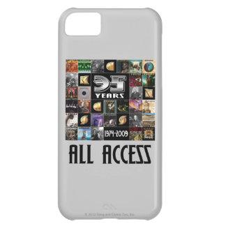カンザス-第35記念日 iPhone5Cケース