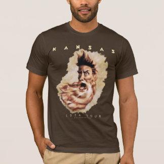 カンザス- 1974旅行 Tシャツ