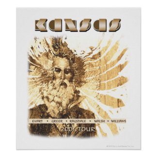 カンザス- 2006旅行 ポスター