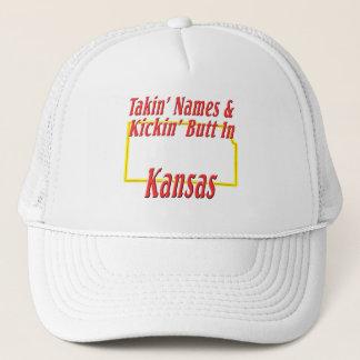 カンザス- Kickinのお尻 キャップ