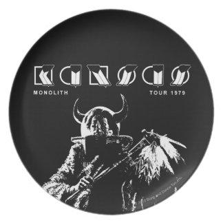 カンザス- Monolith (1979年) プレート