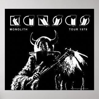 カンザス- Monolith (1979年) ポスター