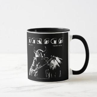 カンザス- Monolith (1979年) マグカップ