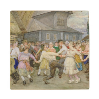 カントリー・ダンス1917-22年 ウッドコースター