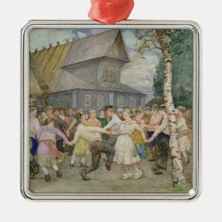 カントリー・ダンス1917-22年 メタルオーナメント