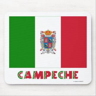 カンペチェの非公式な旗 マウスパッド