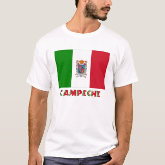 カンペチェの非公式な旗 Tシャツ