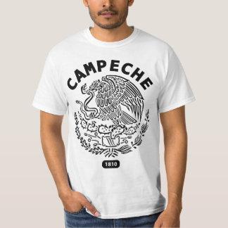 カンペチェメキシコ Tシャツ