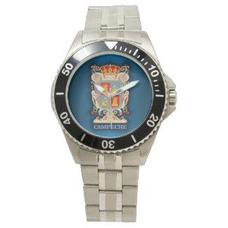 カンペチェ 腕時計