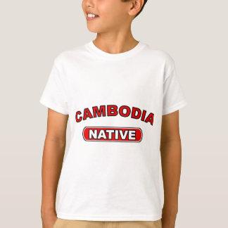 カンボジアの先住民 Tシャツ