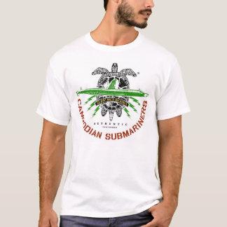 カンボジアの潜水艦乗組員 Tシャツ