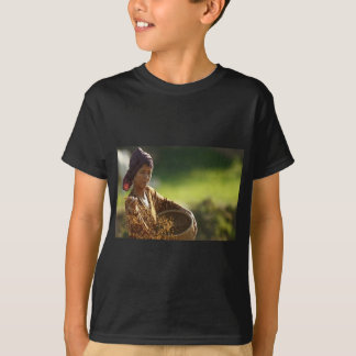カンボジアの生命 Tシャツ