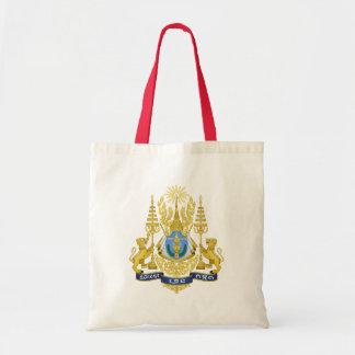 カンボジアの紋章 トートバッグ