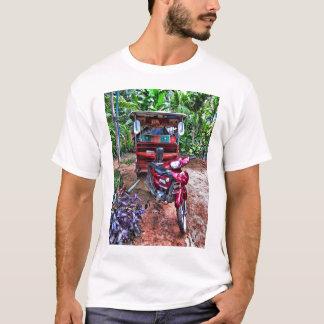 カンボジア語Tuk-Tuk 1 Tシャツ