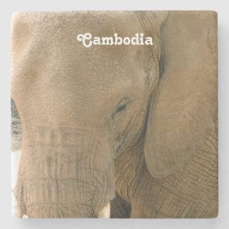 カンボジア象 ストーンコースター