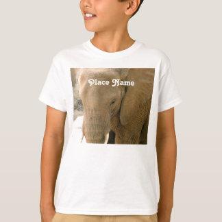 カンボジア象 Tシャツ