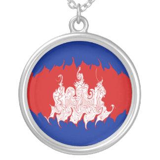 カンボジア すごい 旗