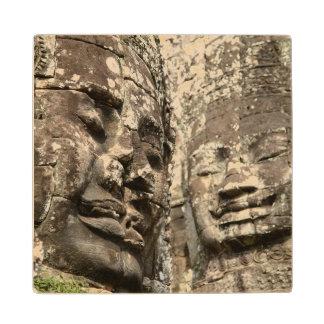 カンボジア、アンコール・ワット。 アンコール・トム、Bayon ウッドコースター