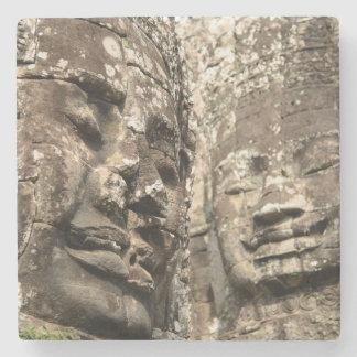 カンボジア、アンコール・ワット。 アンコール・トム、Bayon ストーンコースター