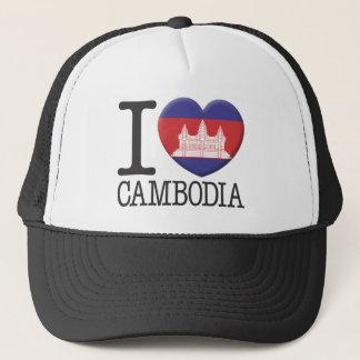 カンボジア キャップ