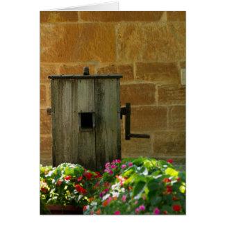 カーセッジの刑務所の井戸 カード