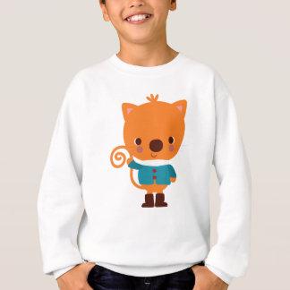 カーターおとぎ話の王国からの猫 スウェットシャツ