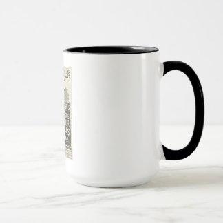 カーターのレバー丸薬コーヒー・マグ マグカップ