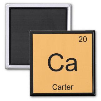 カーター一流化学要素の周期表 マグネット