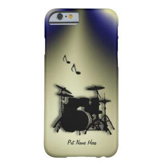 カーテンのドラム一定のiPhone 5の場合 iPhone 6 ベアリーゼアケース