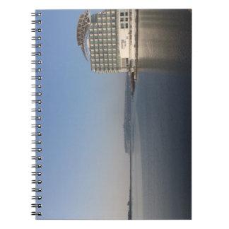 カーディフ湾(夏) ノートブック