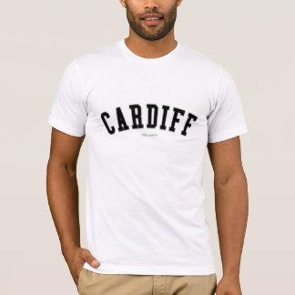 カーディフ Tシャツ