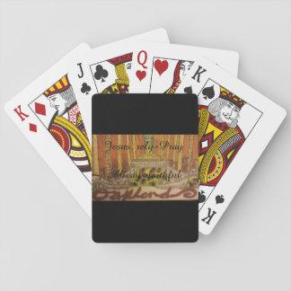 カードかオークランドを遊ぶこと、カリフォルニアの優先する劇場の芸術 トランプ