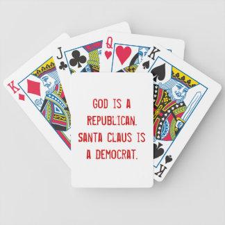 カードを遊ぶこと バイスクルトランプ