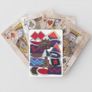 カードを遊ぶすずめ力 バイスクルトランプ