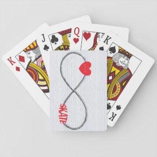 カードを遊ぶフィギュアスケート トランプ