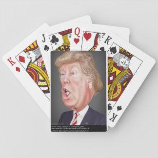 カードを遊ぶ切札 トランプ