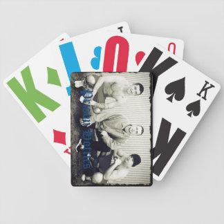 カードを遊ぶ刑務所Hotties バイスクルトランプ