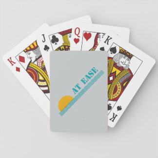 """""""カードを遊ぶ容易さで""""の習慣 トランプ"""