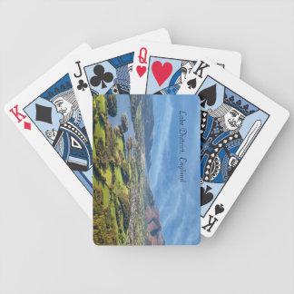 カードを遊ぶ景色 バイスクルトランプ