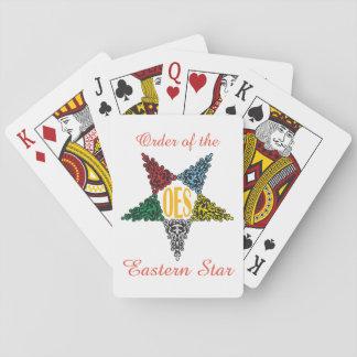 カードを遊ぶ東の星 トランプ