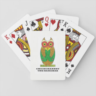 カードを遊ぶChickcharney トランプ