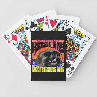 カードを遊ぶKeesie光線の報酬 バイスクルトランプ