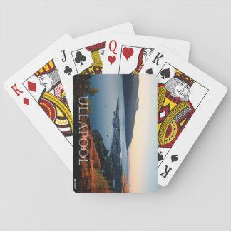 カードを遊ぶUllapool トランプ