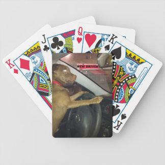 カードオスカーを遊びますジョーカー バイスクルトランプ